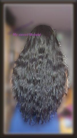 Cheveux longs,cheveux indiens