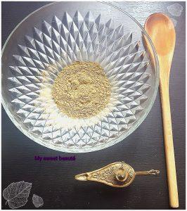 Utiliser la poudre de neem