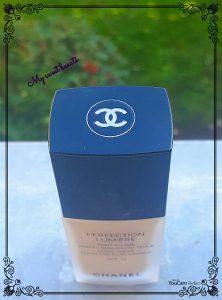 Avis fond de teint Chanel