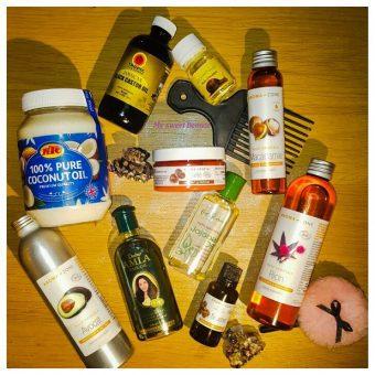 Zoom sur les huiles végétales et produits magiques naturels