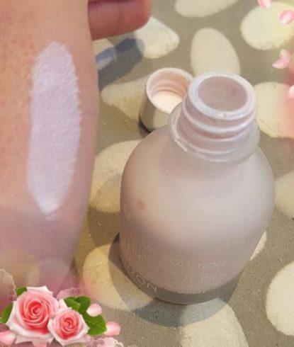 Avis Mizon clinic acence blemish out pink spot