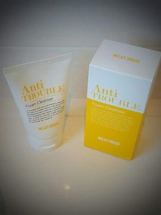 Avis The trouble Milky Dressmy sweet beauté