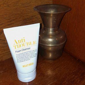 Gel nettoyant anti acné