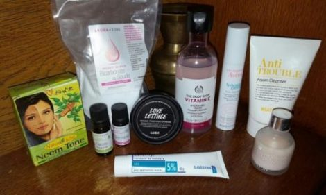 MA ROUTINE VISAGE ANTI-ACNE