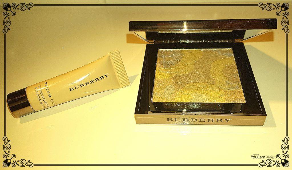Edition limité Burberry my sweet beauté