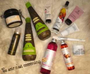Cocooning de my sweet beauté