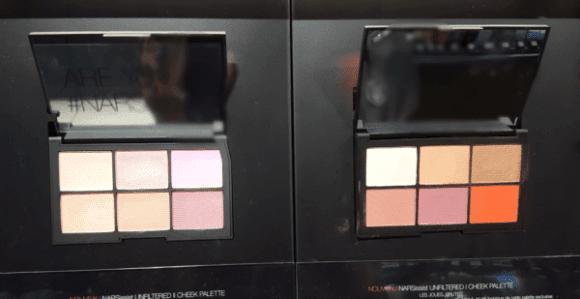 Deux palettes blush magnifique de chez Nars