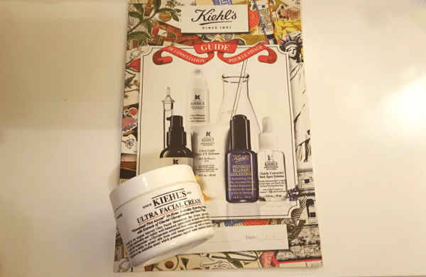 Diagnostic de peau Kiehl's