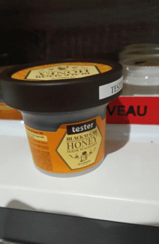 Masque au miel CAOLION