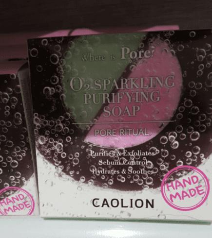 Nouveau soin sephora Caolion