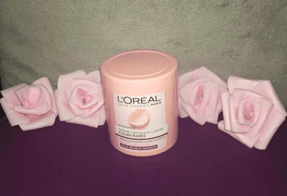 Nouvelle crème démaquillante l'Oréal mon avis