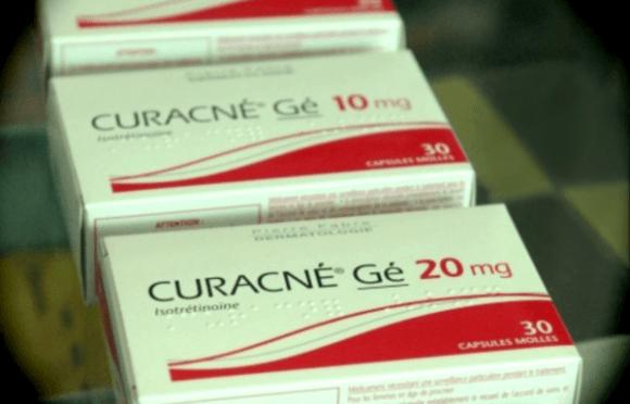 Traitement miracle contre l'acné CURACNE