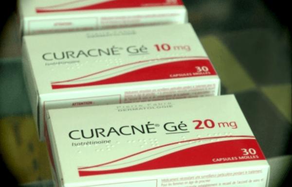 Traitement miracle contre l'acné CURACNE remède radicale contre l'acné