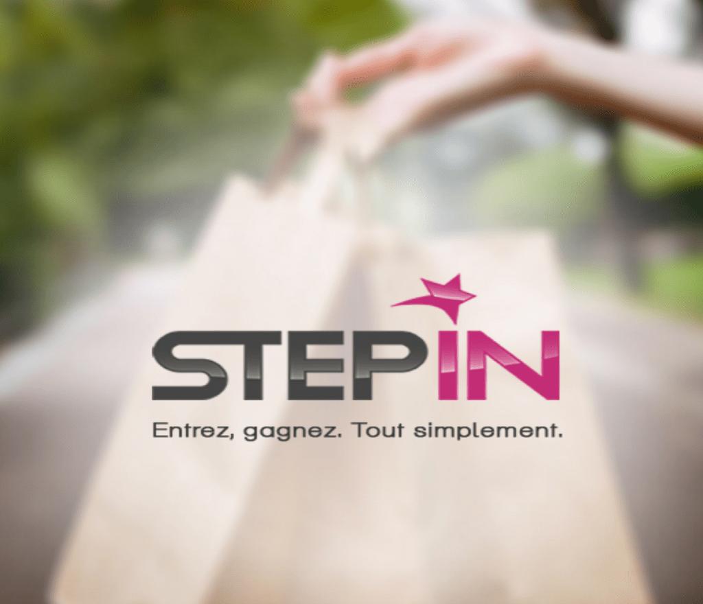 application STEPIN avis my sweet beauté