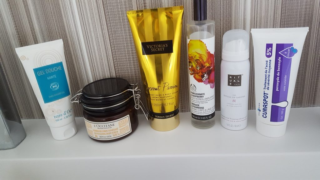Routine capillaire my sweet beaute