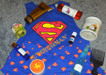 SUPERWOMAN My sweet beauté routine d'enfer
