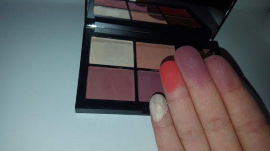 palette blush pigmenté
