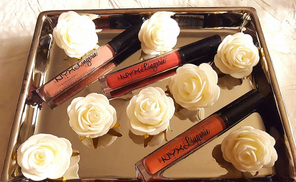 Avis lipstick Nyx lingerie de peau