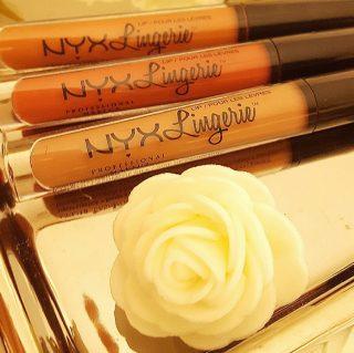 Lipsticks NYX lingerie de peau on en parle ?