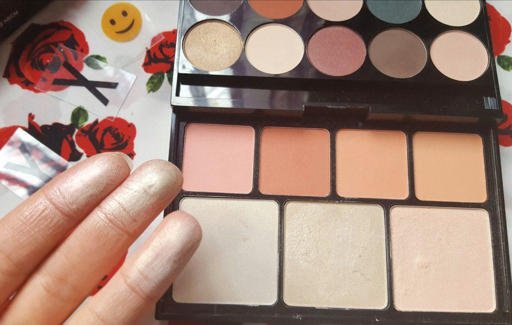 Palette Nyx cosmetic avis