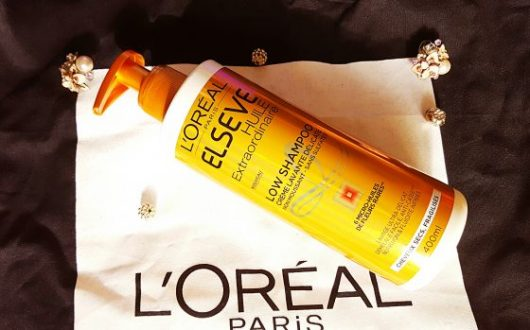 Low shampoing l'oreal my sweet beauté