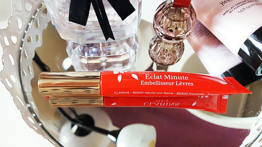 Repulpeur de lèvres avis éclat minute clarins