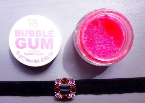 avis exfoliant primark bubble gum
