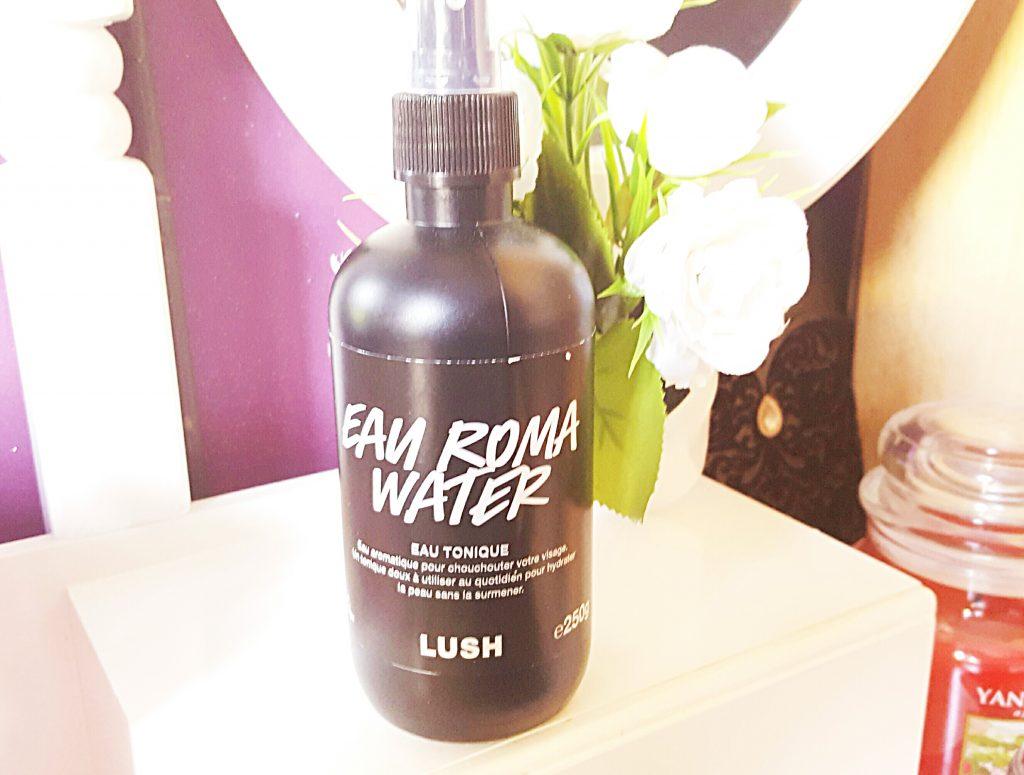 eau tonique avis lush