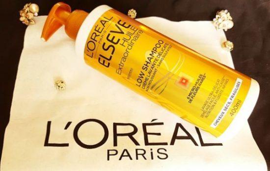 low shampoing l'oreal avis