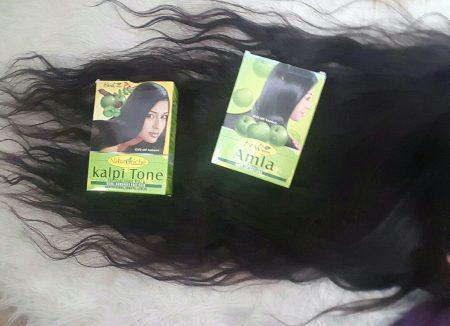 Les poudres indiennes pour cheveux, c'est magique !