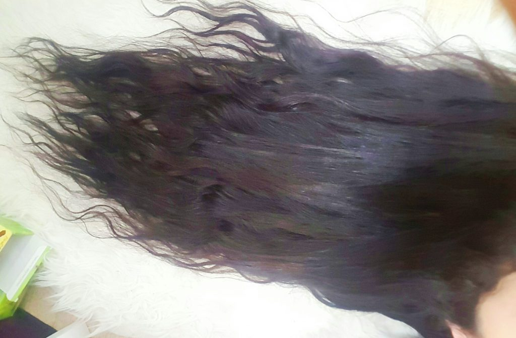 poudres indiennes pour avoir les cheveux longs