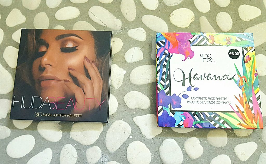 Avis highlighter huda beauty et primark