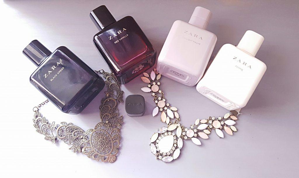 Parfums Zara à petit prix Bon plan zara
