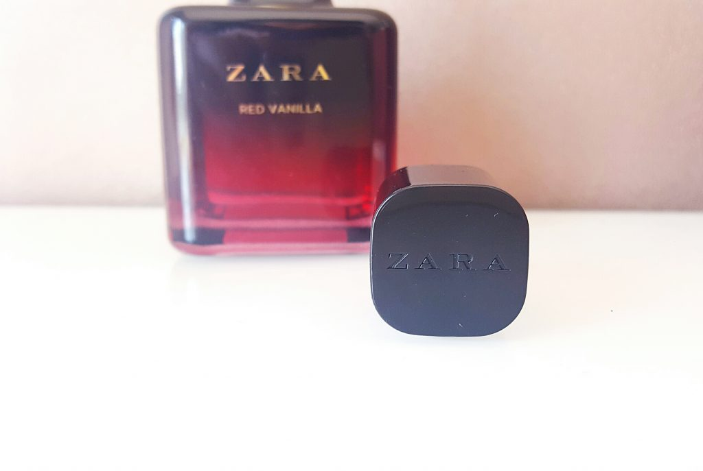 Red Vanilla parfum de Zara on en pense quoi my sweet beauté