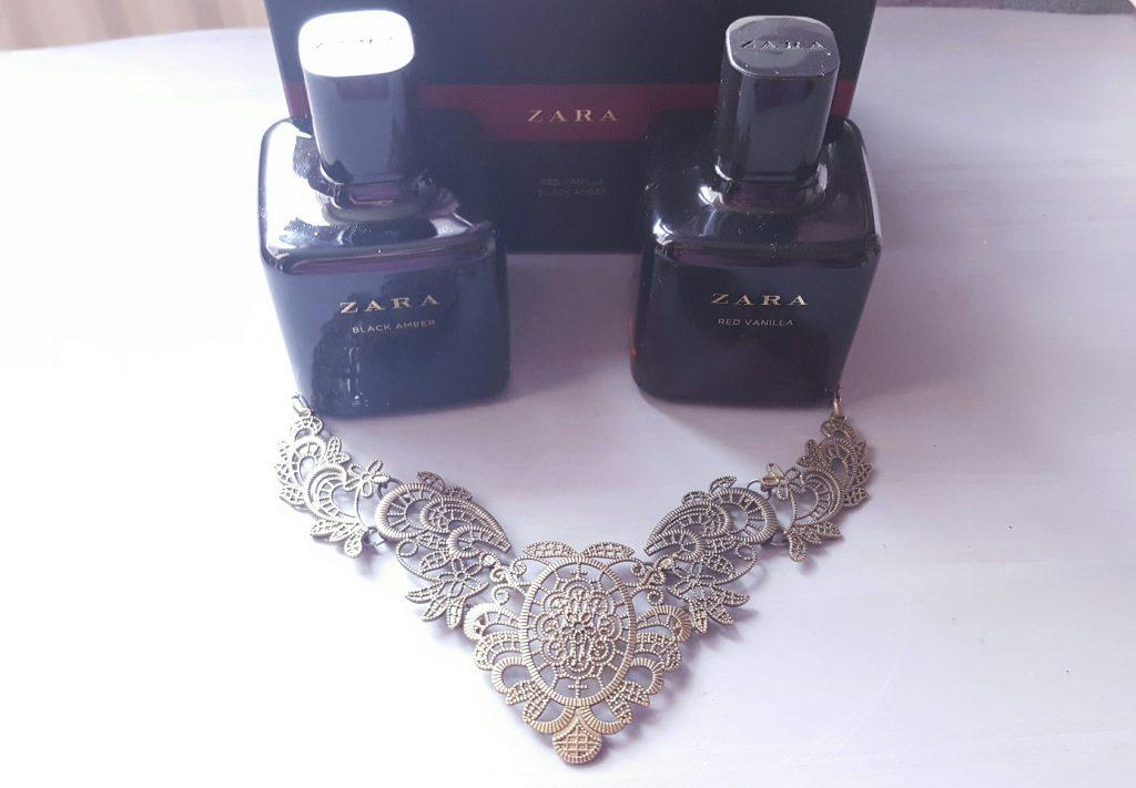 Zara parfum pas cher femme