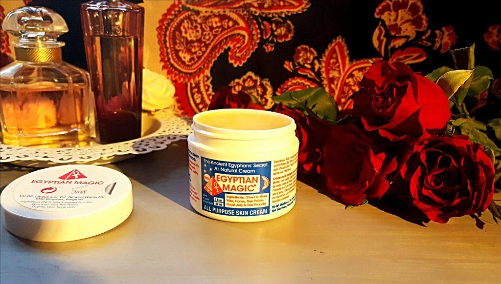 Avis crème egyptian Magic my sweet beauté peau hydratée