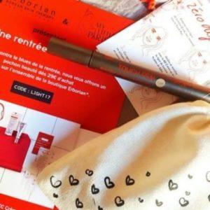 Avis code promo erborian avec cadeau produit offert erborian bon plan