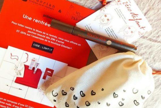 Que vaut Le Touch Pen d'Erborian ? Test + code promo Erborian