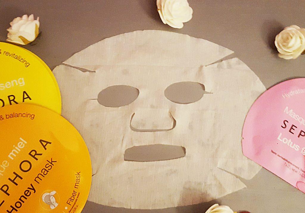 Masques en tissus avis
