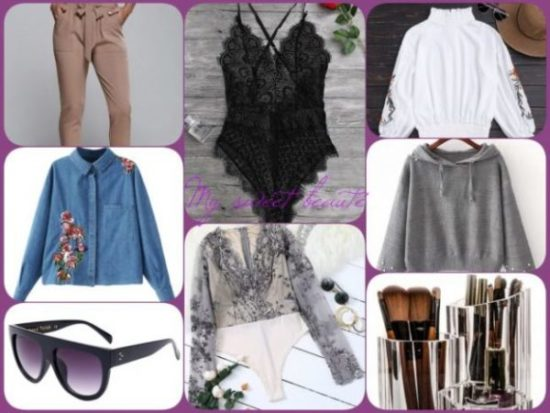 Wishlish Zaful : idées de tenues