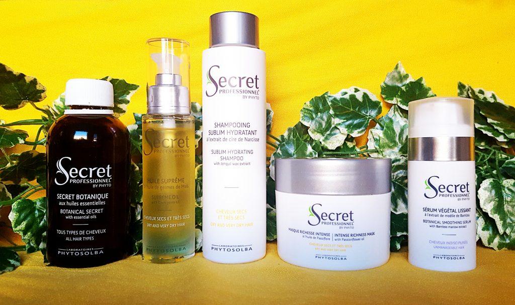 Routine capillaire végétal secret professionnel by Phyto my sweet beauté