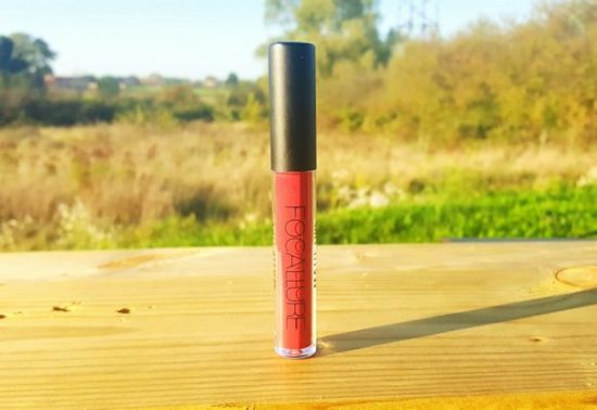 avis rouge à lèvres focallure pas cher mat