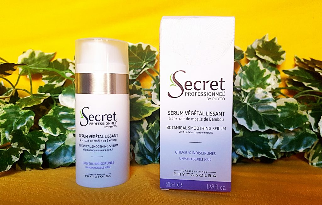 sérum miracle secret professionnel by phtyto sérum lissant végétal