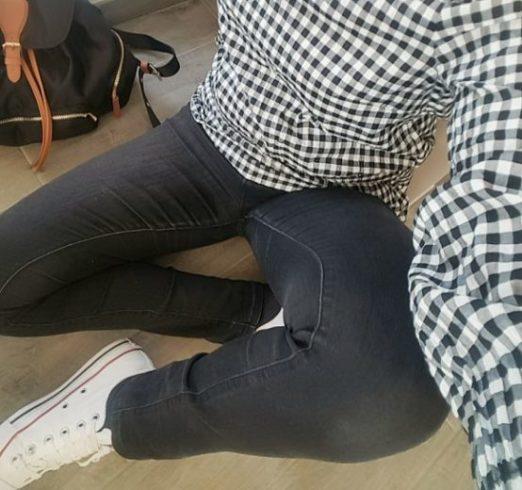 Chemisier et jeans look book idée look