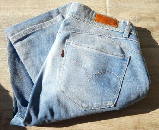 jeans levis clair