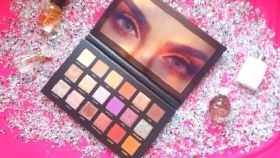 nouveautés make up maquillage make up huda beauty