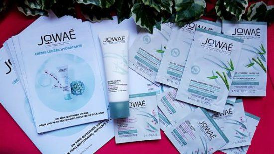 tester gratuitement jowae crème hydratante efficace