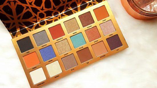 Maroccan palette avis sponjac