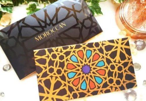 avis my sweet beauté maroccan palette palette pour les yeux à la marocaine