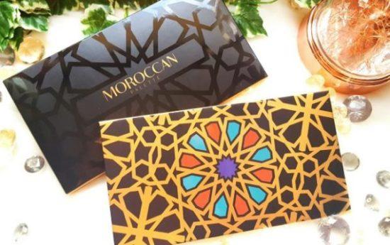 Maroccan palette la nouveauté signé Sponjac